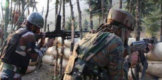 Pak troops violates ceasefire at LoC in Kupwara