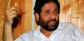 Hakeem Yaseen demands security to Kashmiri students in other states
