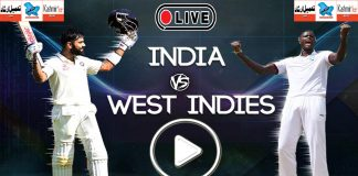 West Indies win toss, elect to bat against India