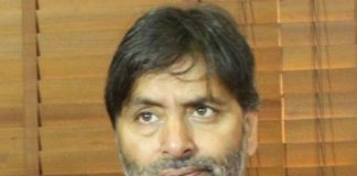 JKLF chairman expresses concern over the deteriorated health