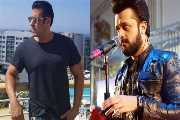 Pulwama Attack Salman Khan Replaces Atif Aslam As A Singer In